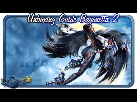 Unboxing Guide Bayonetta 2 (Wii U)