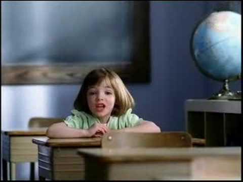 Caroline Heffernan commercial for Guaranty Bank