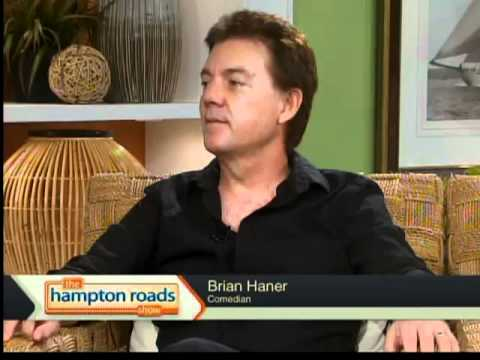 Comedian Brian Haner on THRS