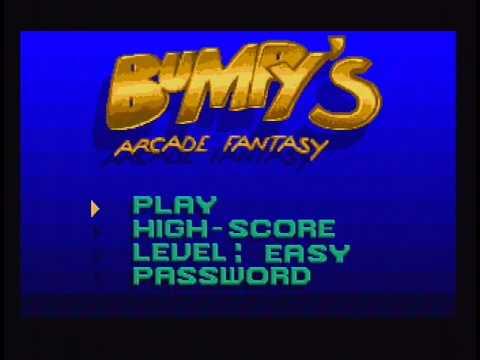 Bumpy Atari