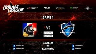 Vega vs MFF, game 1