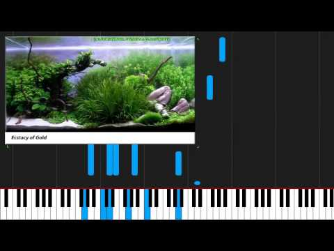 How To Play The Ecstasy Of Gold By Ennio Morricone On Piano Sheet Music