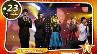 Afghan Star Season 8 - Episode.23 - Top 5 Performance Show