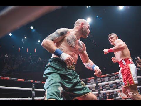 BKB : Jimmy Sweeney Vs Ricardo Franco   World Bare Knuckle Title Fight -  #BKB19 * *FULL FIGHT*