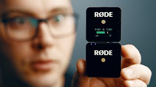 Video Best Wireless Mic Under $200? Rode Wireless GO Review MP3, 3GP, MP4, WEBM, AVI, FLV Mei 2019