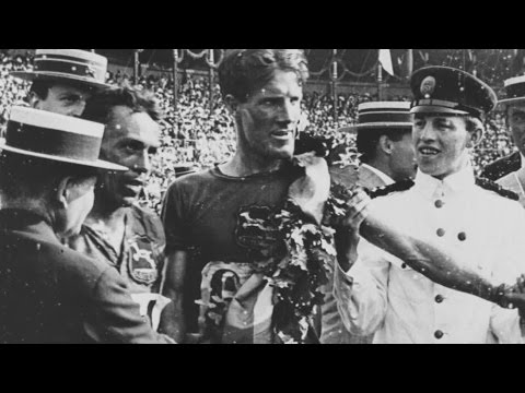 1912 Stockholm Olympics - Tennis, Football, Wrestling & Marathon