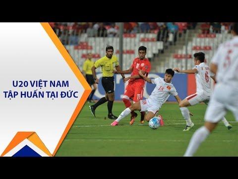 Theo chân U20 Việt Nam trên đất Đức (Phần 1) | VTC1 - Thời lượng: 7 phút, 45 giây.