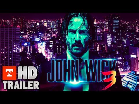 John Wick: Chapter 3 Official Trailer (2019) - Parabellum – In theaters May 17, 2019