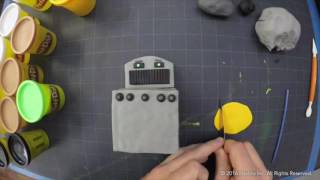 You will be amazed by this Play-Doh oven that can cook for you!