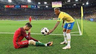Video Futbol Yıldızları Birbirine Saygılı Olduğunda - Ronaldo, Messi, Neymar ● İnanılmaz Anlar MP3, 3GP, MP4, WEBM, AVI, FLV Juni 2019