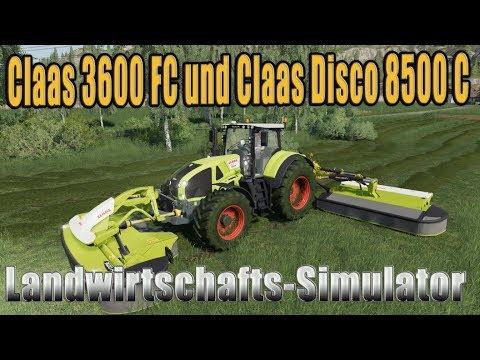Claas Mower Pack v1.0.0.0