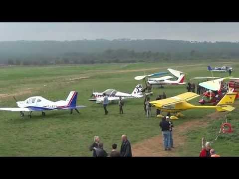 Celebración del Aeromeeting de Tardor 2011 en Viladamat