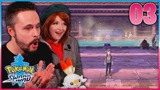 GYM SEVEN & 8, Pokémon League & Post Game! • Let's Play Pokémon Sword & Shield ⚔️ LIVE! •  by Ace Trainer Liam