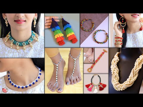 10 Party Wear Latest Fashion Jewelry | Suitable on Gowndresses, JeansTop, Kurtis