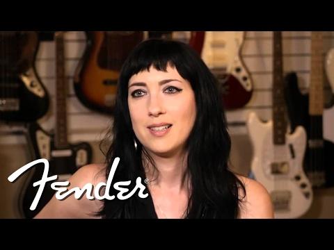 Squier Eva Gardner Signature Precision Bass | Fender