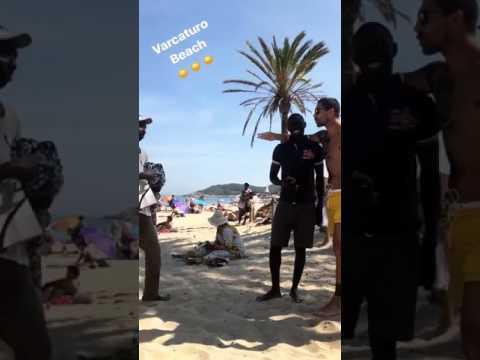 """Borriello """"Vu Cumprà"""": Ibiza come Varcaturo!"""