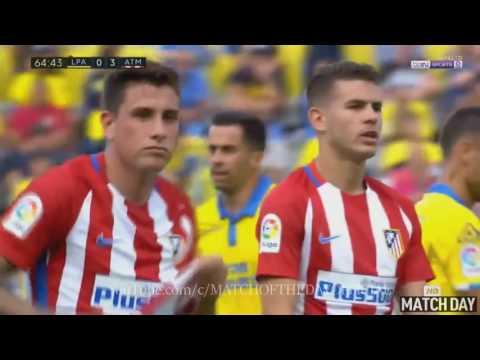 Las Palmas vs Atletico Madrid 0 5   All Goals & Extended Highlights   La Liga 29 04 2017 HD