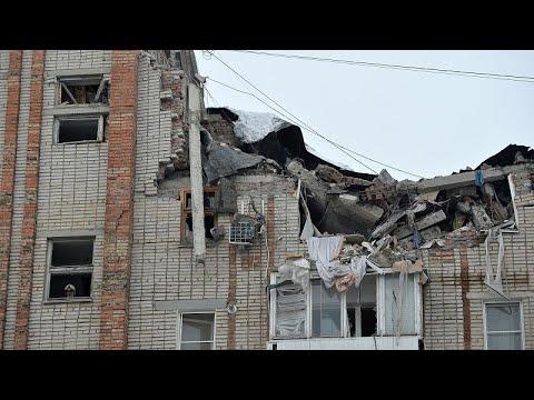 Ρωσία: Φονική έκρηξη σε κτίριο