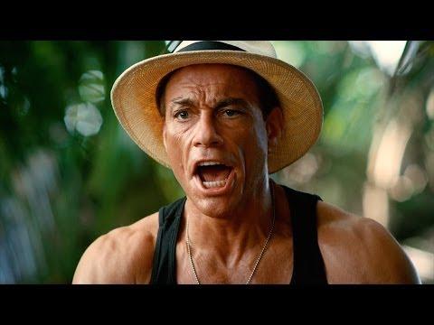 """DSCHUNGELCAMP - Welcome to the Jungle"" | Trailer & Kritik Review Deutsch German van Damme 2014 [HD]"
