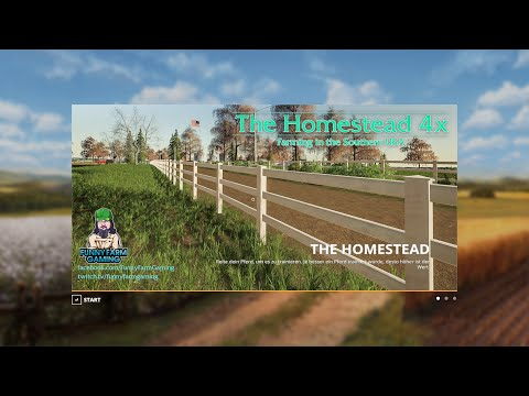 The Homestead v1.0.0.1