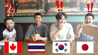 Video Guessing Thai's English Accent! MP3, 3GP, MP4, WEBM, AVI, FLV Juli 2018