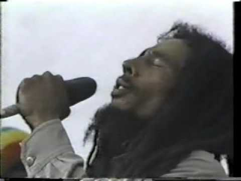 Bob marley 'no woman no cry' 1979