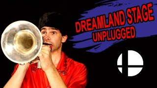 SUPER SMASH BROS UNPLUGGED – Dreamland Stage (Trumpet Cover)