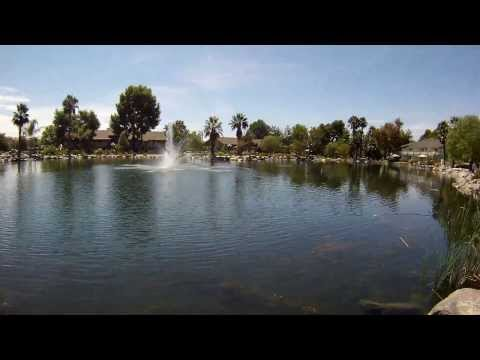 Fishing Murrieta Hot Springs Pond with MAC50 POV Camera
