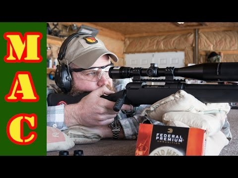 rifle - In part one of this series I talked about the Savage Model 10 rifle and the Lucid L5 6-24x50mm scope. I'm trying to find a solid performing rifle for $1000 ...