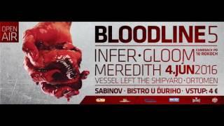 Video Ortomen-Nightmare (Live Bloodline open air-Sabinov-2016)
