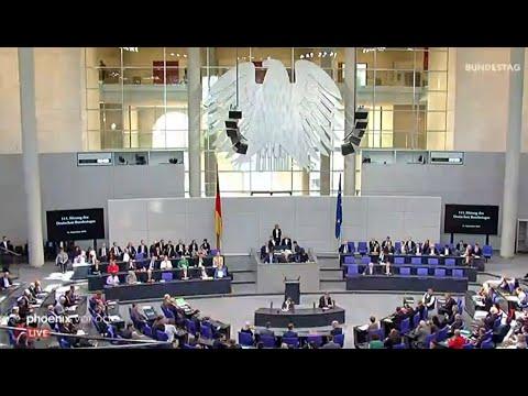 Haushaltswoche im Deutschen Bundestag: Dritter Tag  ...