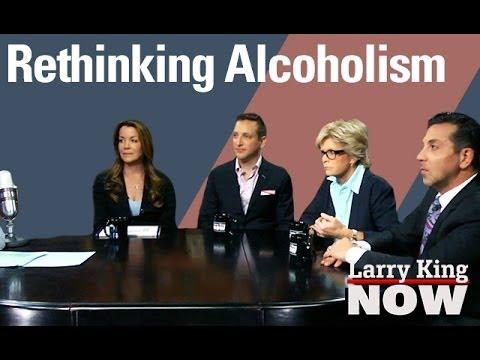 """Rethinking Alcoholism on """"Larry King Now"""" – Ora TV"""