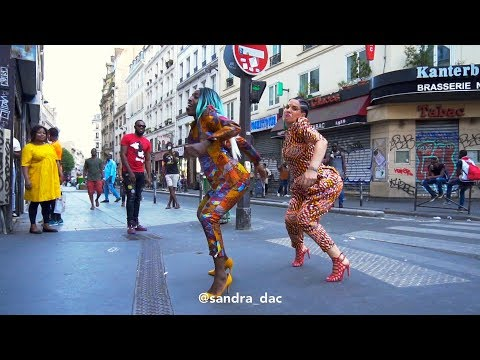 #ROSALINACHALLENGE From Paris (Rate Their Dance Out Of 10) @sandra.dac @gigiwowwow