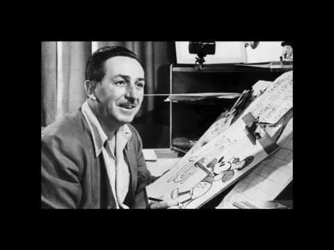 Recuerda a: Walt Disney
