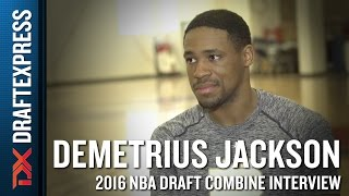 Demetrius Jackson 2016 NBA Pre-Draft Workout Video and Interview by DraftExpress