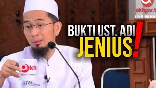Video JENIUS‼️ Ust. Adi Hidayat Bahas Ilmu Kimia & Penerbangan MP3, 3GP, MP4, WEBM, AVI, FLV Mei 2019