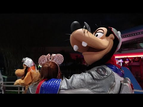 Our Most Favorite Trip To Magic Kingdom At Walt Disney World!  DVC Moonlight Magic Party 2018