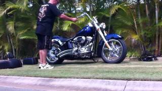 5. 2012 Harley Davidson CVO Softail Convertible