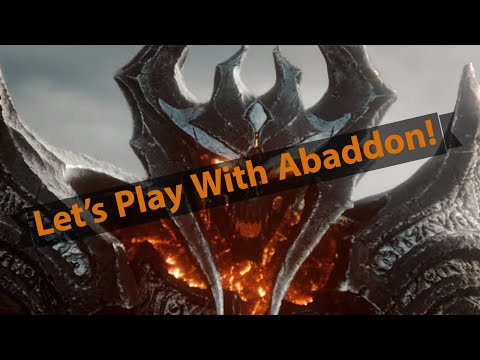 Age of Magic - Abaddon Chest Openings and Mess Around Battles!