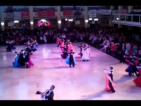 Standard - Junior Blackpool Dance Festival 2011