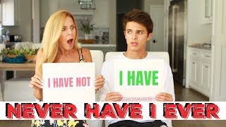 Video NEVER HAVE I EVER w/ MOM | Brent Rivera MP3, 3GP, MP4, WEBM, AVI, FLV Agustus 2018
