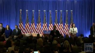 COMPLETE PRESS CONFERENCE: Donald Trump's first press conference as president-elect