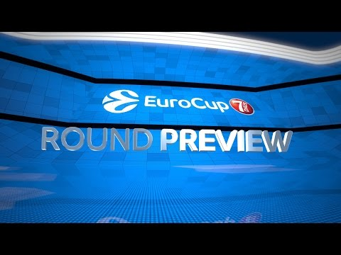 7DAYS EuroCup Round 2 Preview