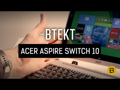 Acer Aspire Switch 10 hands-on: Tablet, laptop and everything in between