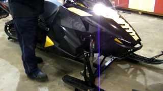 7. 2013 Arctic cat 1100 Turbo with D&D 3