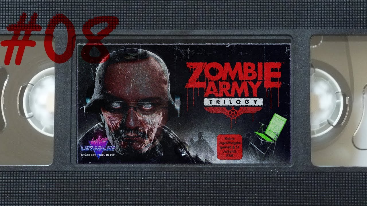 #08- Wiege des Bösen   Let's Play Together Zombie Army Trilogy