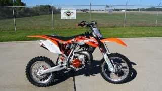 8. 2014 KTM 85 SXS  Overview and Review