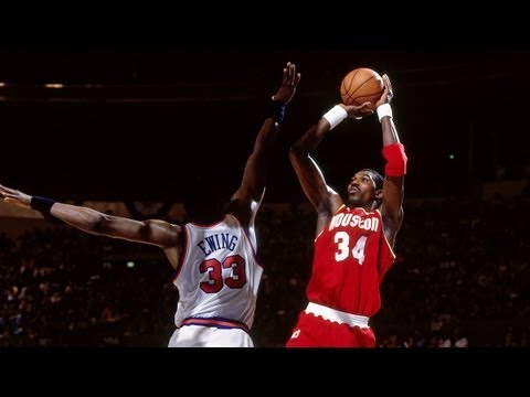 Hakeem Olajuwon - The Dream [HD] (видео)