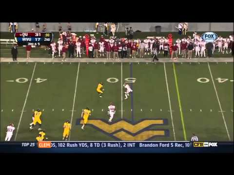 Tavon Austin vs Oklahoma (2012) video.