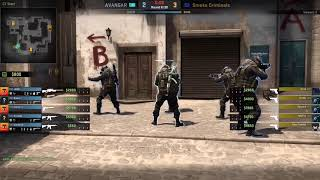 Avangar vs Smoke Criminals | MakeMy.bet | bo1 | by @Deq & @Toll - 14th September